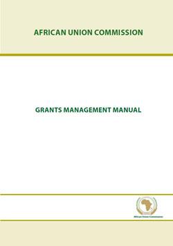 AUC Grants Management Manual