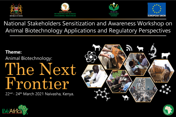 ©AU IBAR 2021 20210325_banner_Animal-Biotechnology-Workshop_Kenya-Edition
