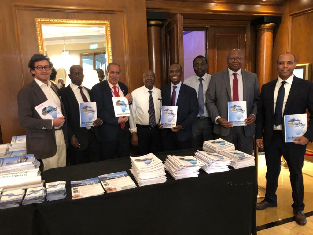 © 2020 AU-IBAR. Launch of the Africa Blue Economy Strategy - Group Photo.